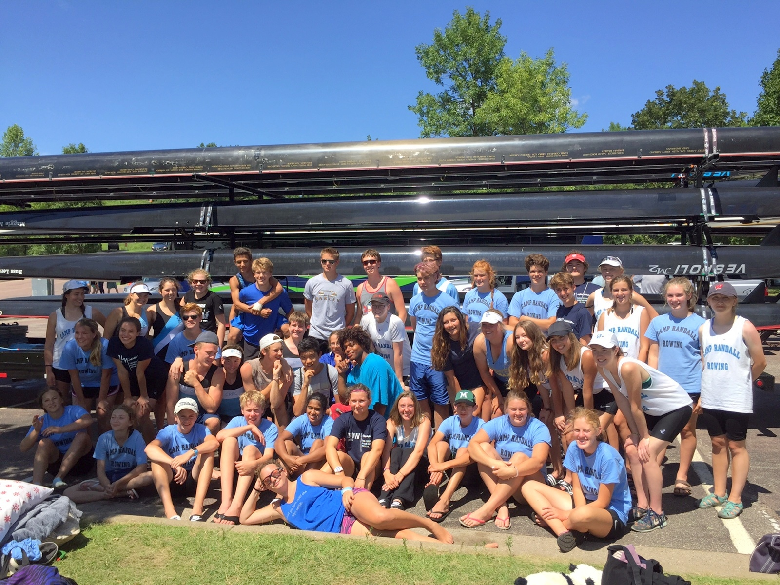 Crrc End Of Summer Potluck Camp Randall Rowing Club